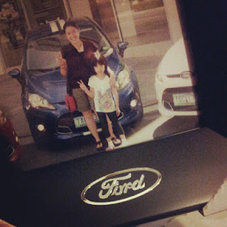 Gift from Ford Philippines