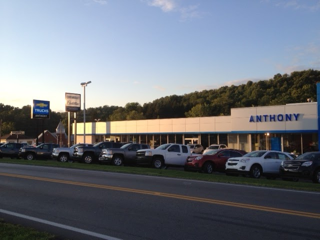 Auto dealerships usa august 2012 for University motors morgantown west virginia