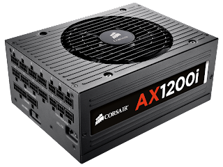 Corsair AX1200i DSP-based PSU | World's Most Advanced PC Power Supply screenshot 1