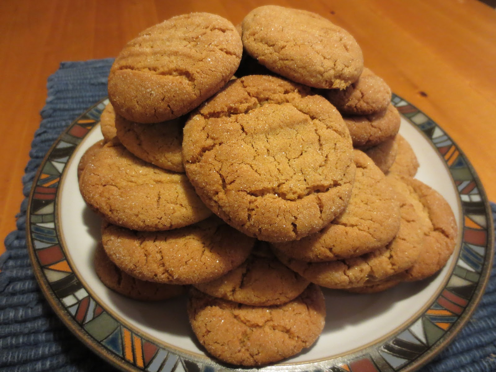 ... : momstown Victoria Holiday Cookie Exchange: Big Soft Ginger Cookies