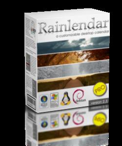 Rainlendar Pro.v2.8.1with Skins - Mediafire