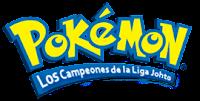 Pokemon Campeones de la Liga Johto