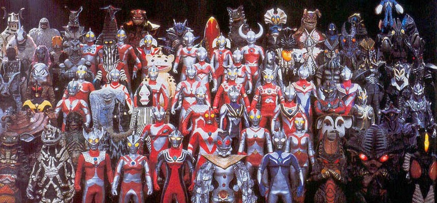life and everything in between ultramans family and a