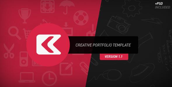 Kronos-Creative-Portfolio-Template
