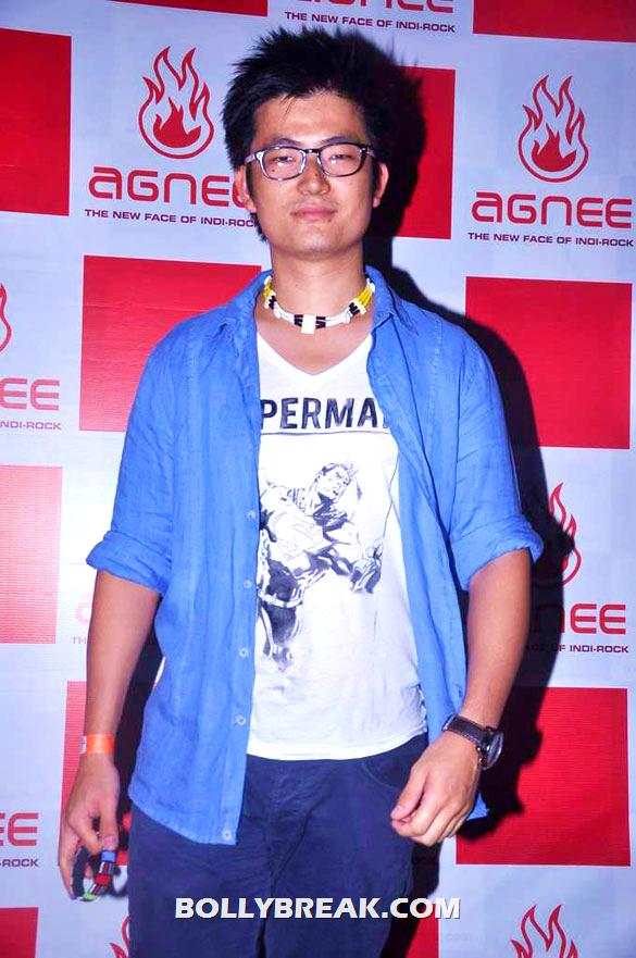 Meiyang Chang - (8) - Gul Panag, Mrinalini Sharma and others at Agnee's Bollywood debut gig