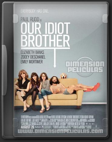 Nuestro hermano idiota (BRRip Español Latino) (2011)