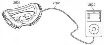 Apple Kantongi Paten Untuk Produksi Kacamata 3D