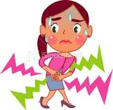 أعراض ما قبل نزول الدورة الشهرية