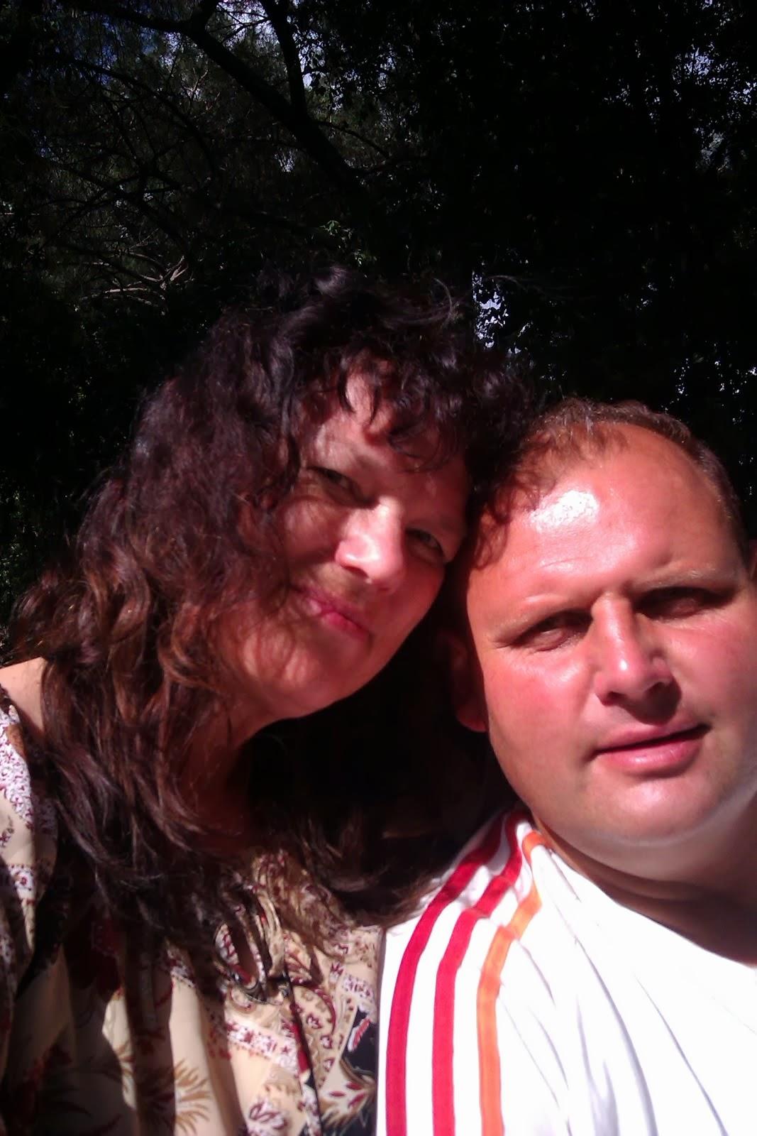 Meg og min vakre kone