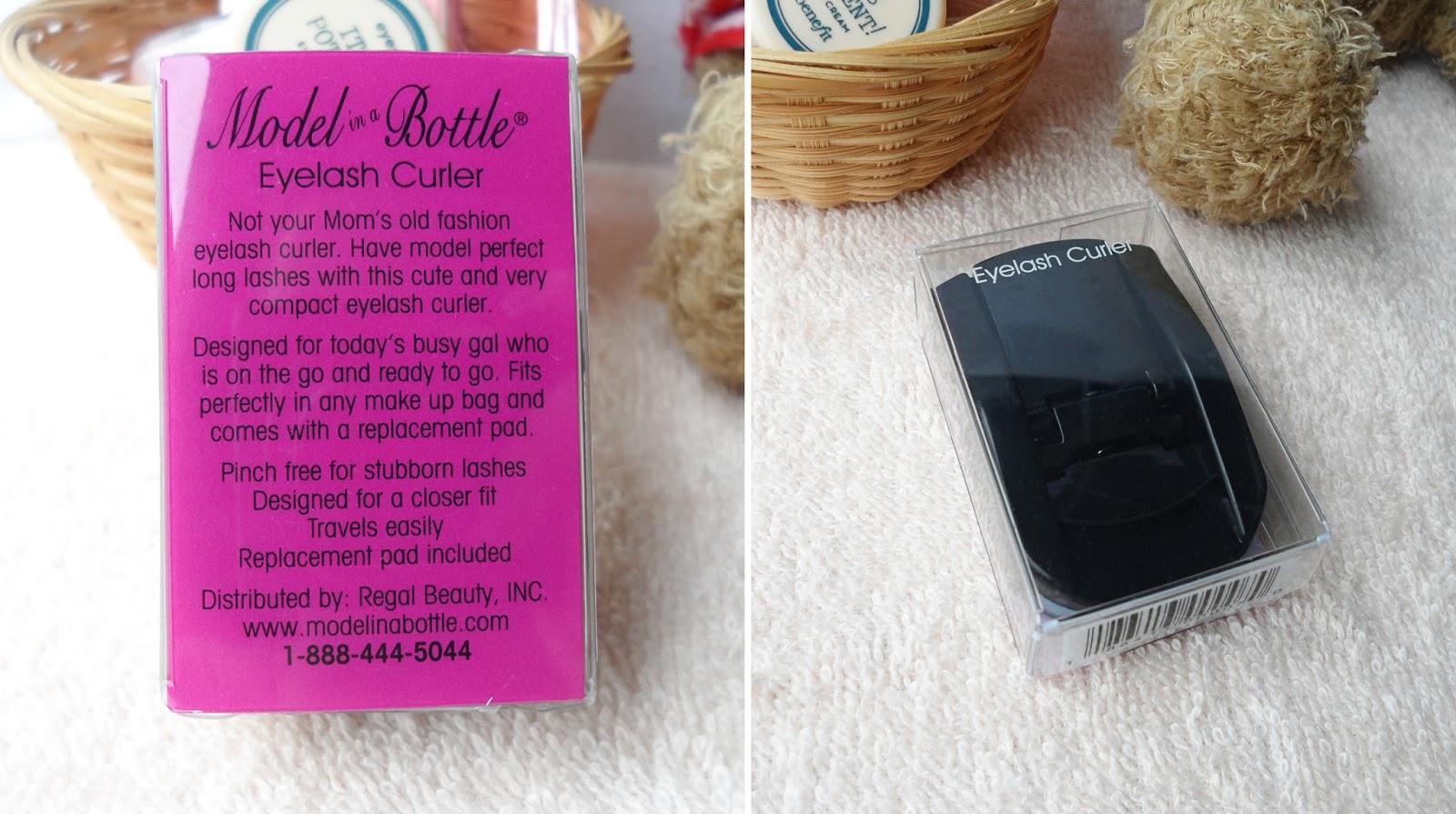 model in a bottle cosmetics spray review pictures liz breygel