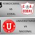 Sub 23 - Liguilla 2011 - Fecha 2