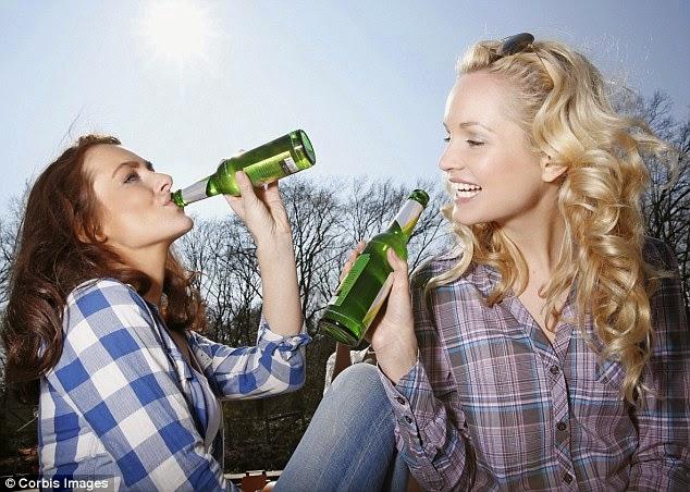 Bia là đồ uống được nhiều khách du lịch ưa thích