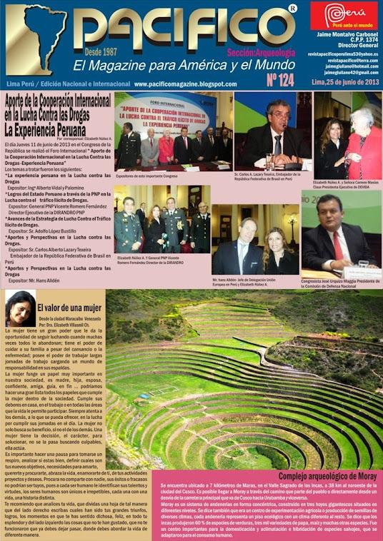 Revista Pacífico Nº 124 Arqueología