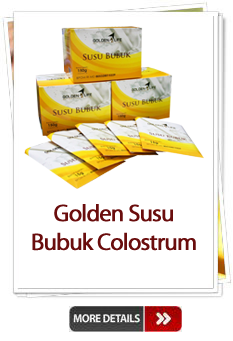 Jual Golden Susu Colostrum Murah