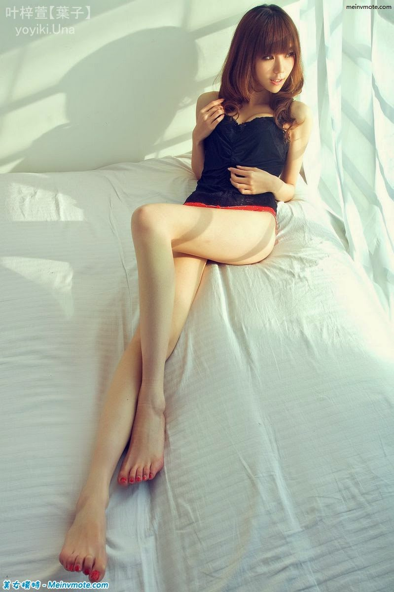 Ye Zi Xuan game seductive lingerie goddess shine