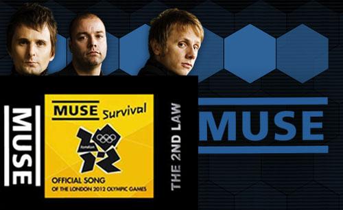 "Muse ""Survival"" Lagu Resmi Olimpiade 2012 London"