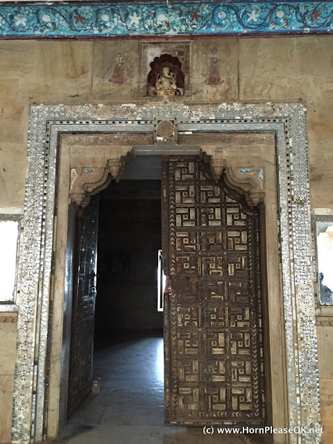Bundi palace inlay work