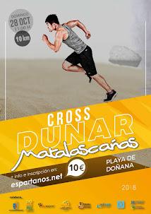 VII CROSS DUNAR PLAYAS DE DOÑANA, MATALASCAÑAS