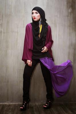20 Model Baju Muslim Jenahara Terbaru Dan Terbaik