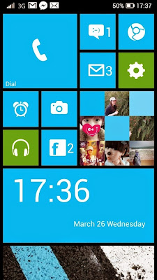 launcher windows 8 android