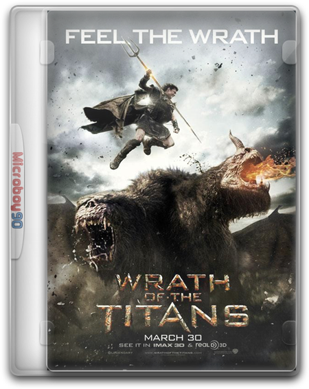 Wrath of the Titans (2012) DVDRip Latino