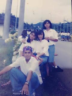 SMA Bari Sicincin Kecamatan 2x11 Enam Lingkung Kelas 3 IPA Angkatan 1999