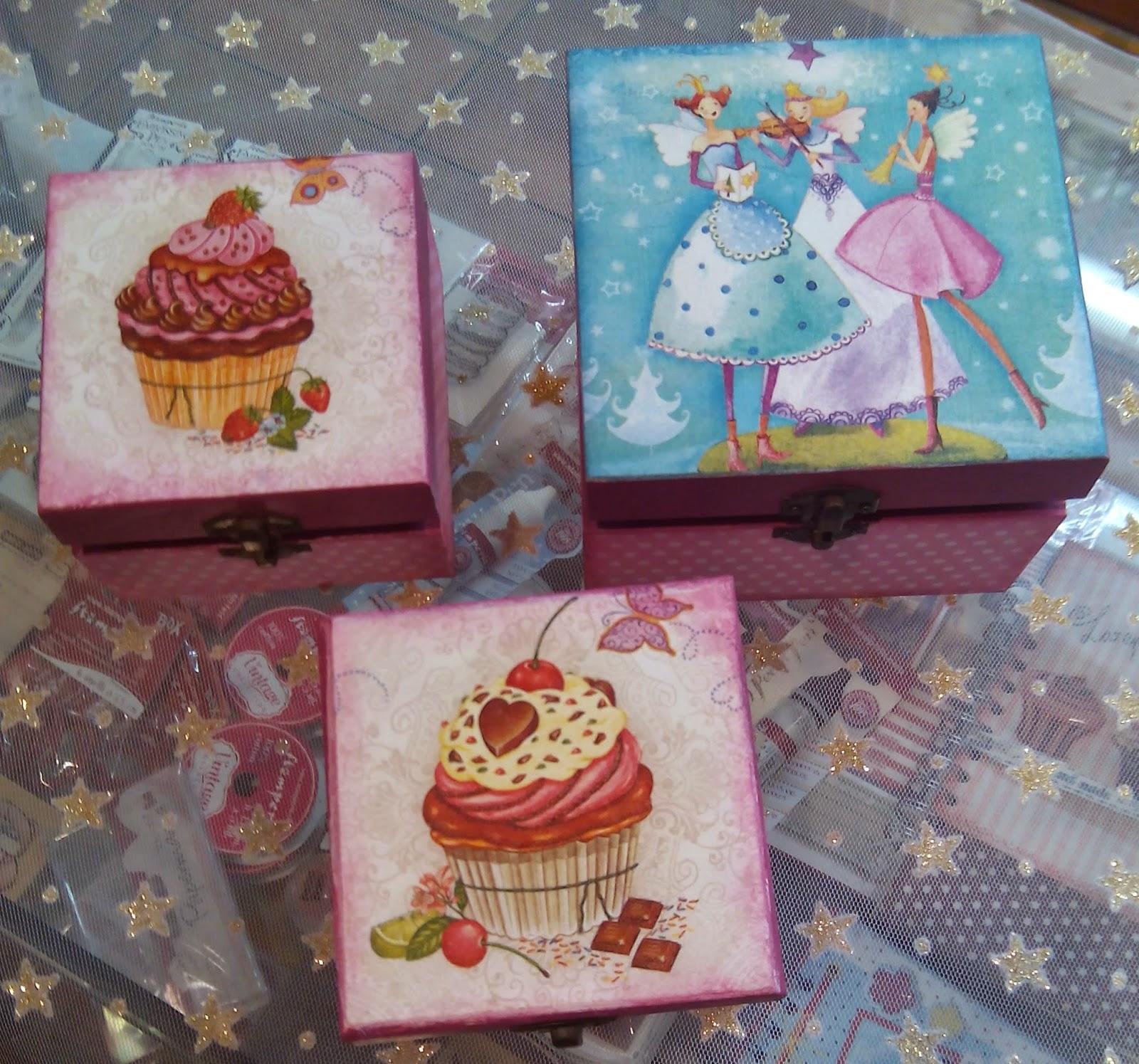 Patchpuntadas - Servilletas decoradas de papel ...