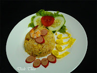 NASI GORENG ( Chinese Food )
