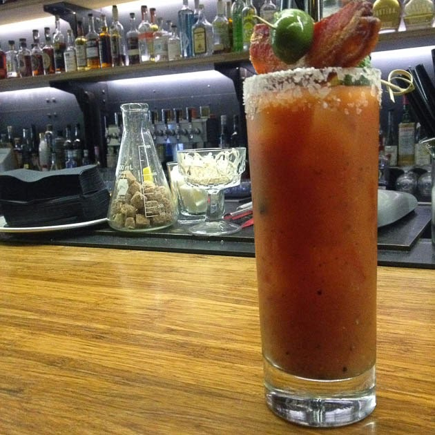 Portland Bacon Bloody Mary