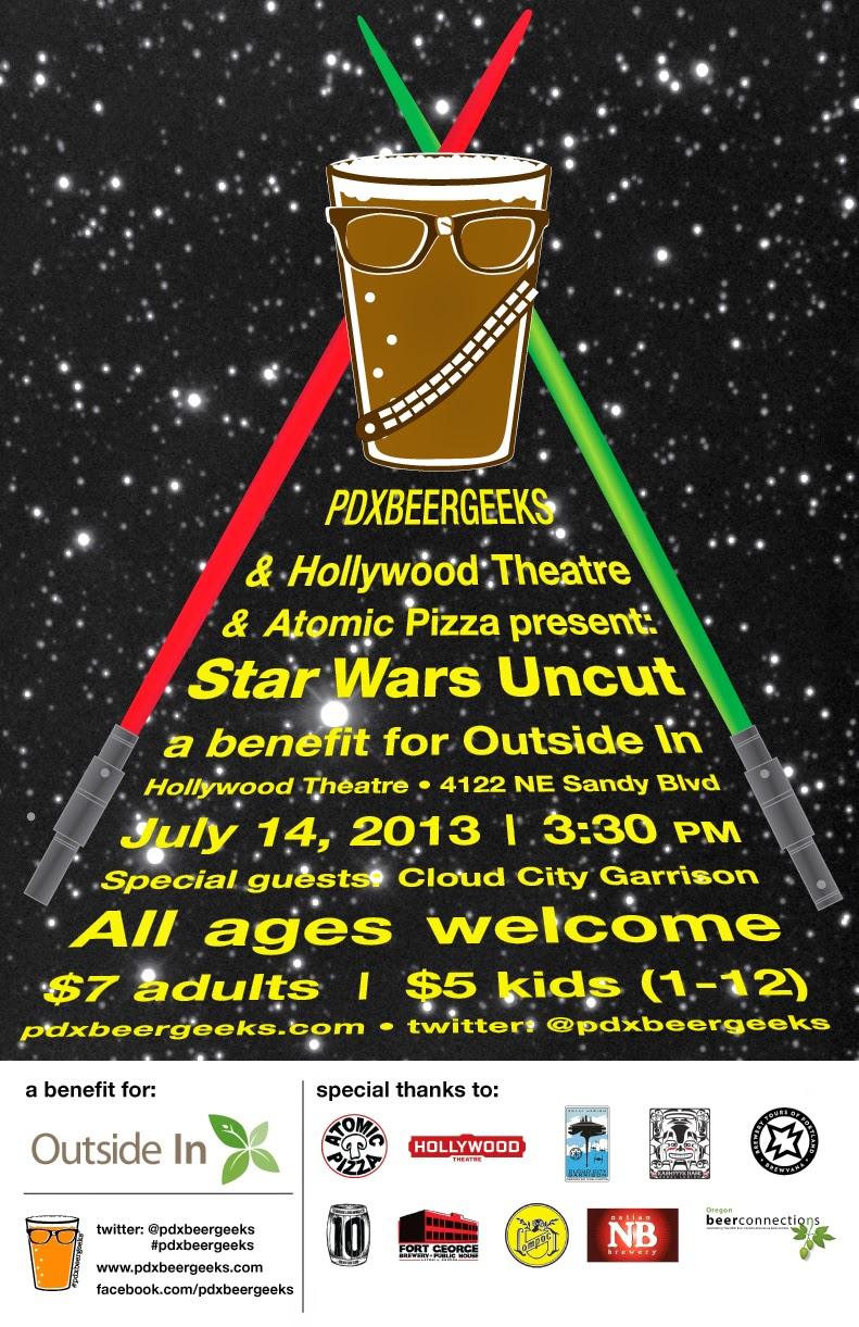 Star Wars Beer Pdxbeergeeks 2nd Birthday