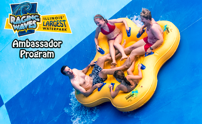 FLASH GIVEAWAY: WIN 5 Tickets ($160 value/2 winners) to Raging Waves Waterpark 2016
