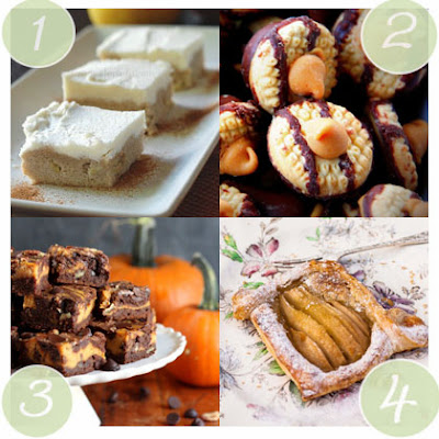 Four fabulous fall desserts
