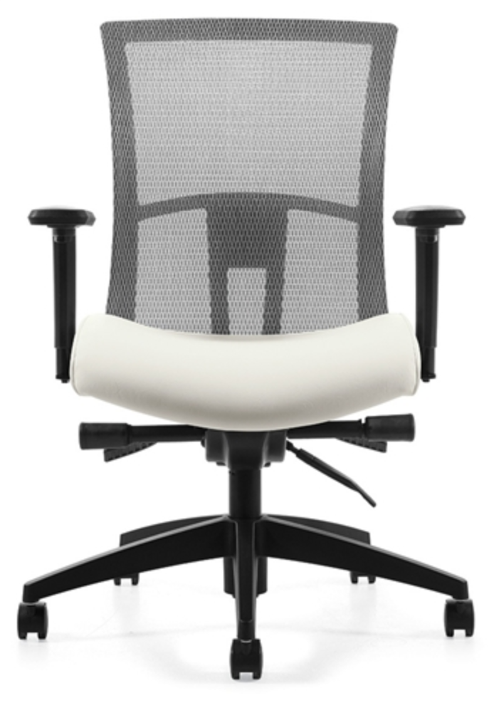 Vion High Back Mesh Chair by Global