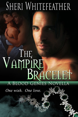 The Vampire Bracelet is the second story in the Blood Genies series, erotic ...
