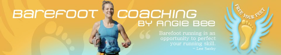 Barefoot Coaching by Angie Bee