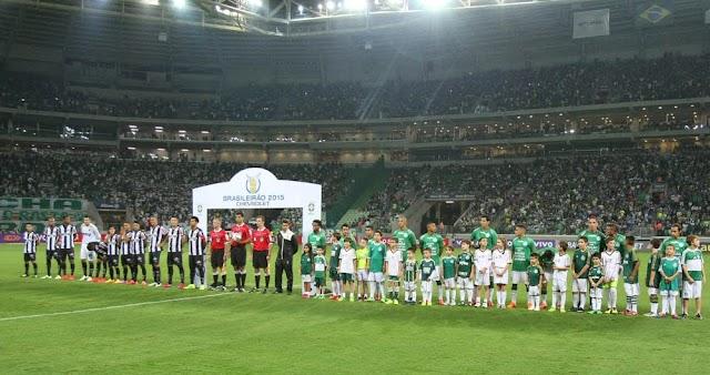 Palmeiras faz esforço para perder e acaba empatando na estreia