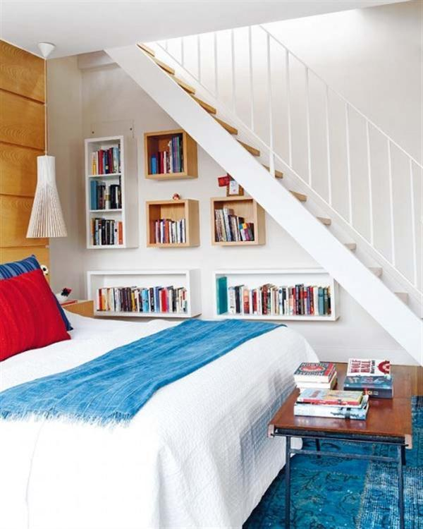 Functional Home Decor – Fresh Ideas Utilization of Empty Space Under ...