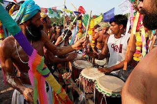 igitun chalne Festival in goa