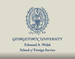 School of Foreign Service essay, please read - Georgetown University - College Confidential
