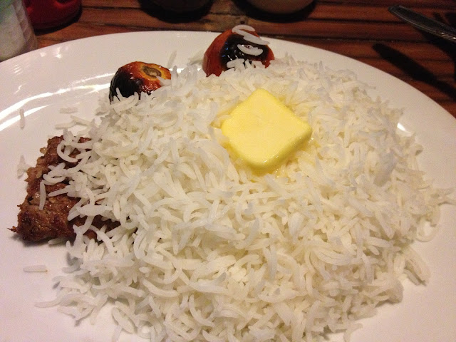 Chelo Kebab, Behrouz