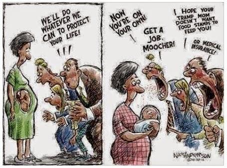 Abortion Hypocrites