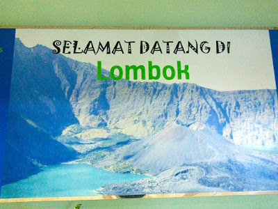 Welcome to Lombok Sign