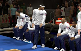 FIBA 2K12 Mod - Team USA Patch