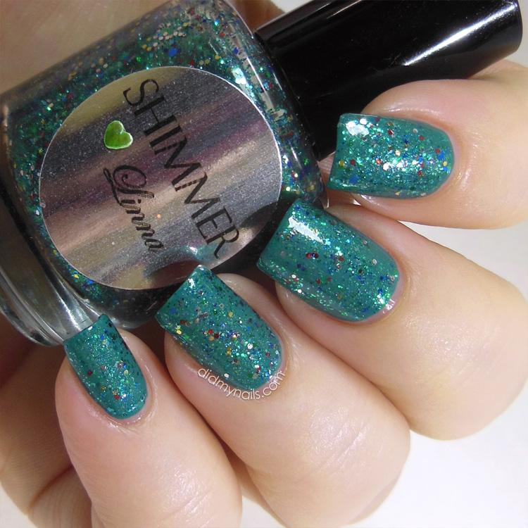 Shimmer Polish Linna swatch