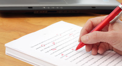 Manuscript revision