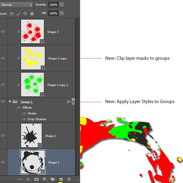 Как в фотошопе cs6 сделать красивый текст в фотошопе cs6