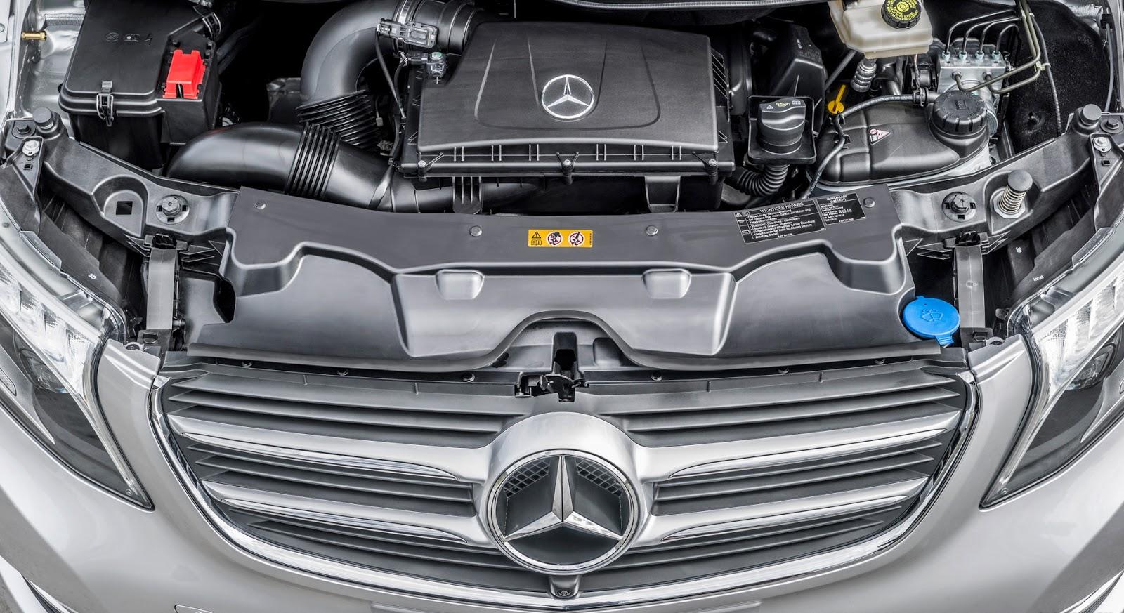 Cars Release: 2015 Mercedes Benz V Class