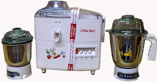 Bajaj Vacco JMG-01 With SS Jar & Grinder 500 W Juicer Mixer Grinder at Rs. 2,142