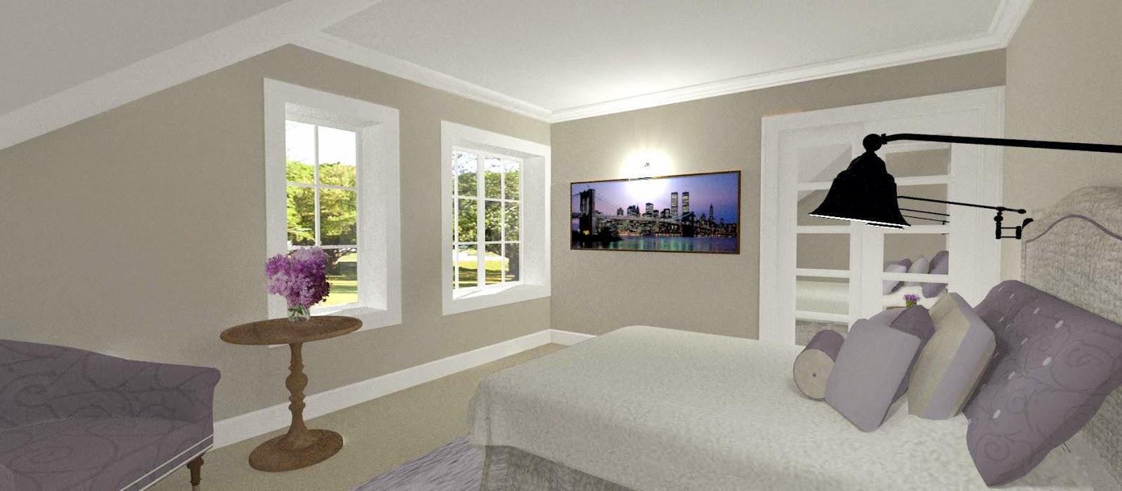 Dreams & coffees arkitekt  och projektblogg: 1,5 plans new englandhus
