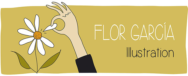 Flor García - Il.lustració